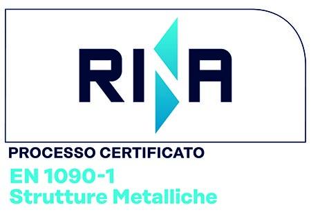 strutture in acciaio certificazione EN 1090-1